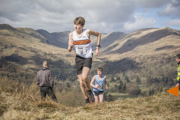 DSC5135 622x415 Todd Crag Junior Fell Race Photos 2018