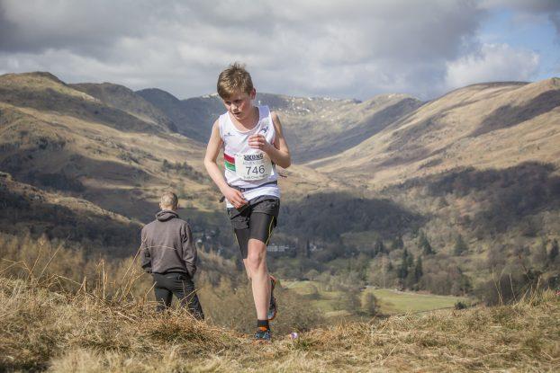 DSC5170 622x415 Todd Crag Junior Fell Race Photos 2018