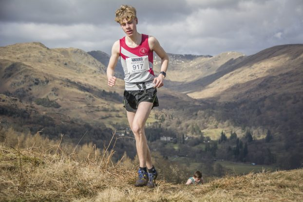 DSC5227 622x415 Todd Crag Junior Fell Race Photos 2018