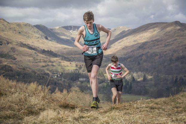 DSC5229 622x415 Todd Crag Junior Fell Race Photos 2018