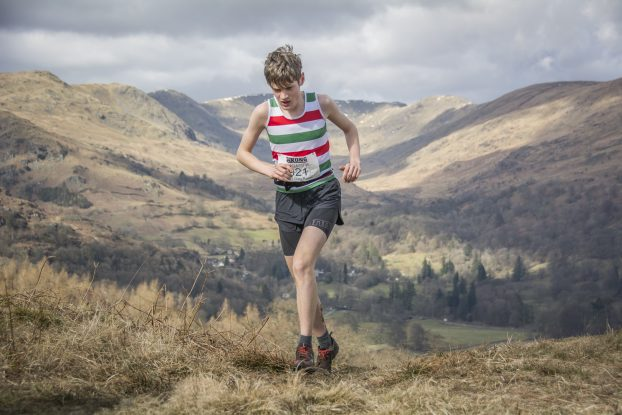 DSC5233 622x415 Todd Crag Junior Fell Race Photos 2018