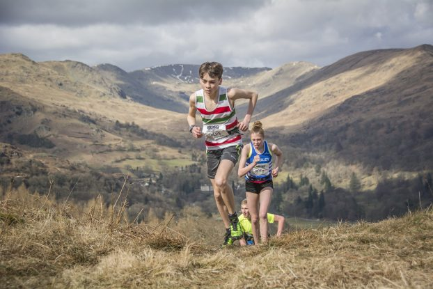 DSC5239 622x415 Todd Crag Junior Fell Race Photos 2018