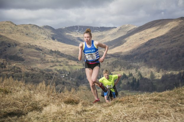 DSC5241 622x415 Todd Crag Junior Fell Race Photos 2018