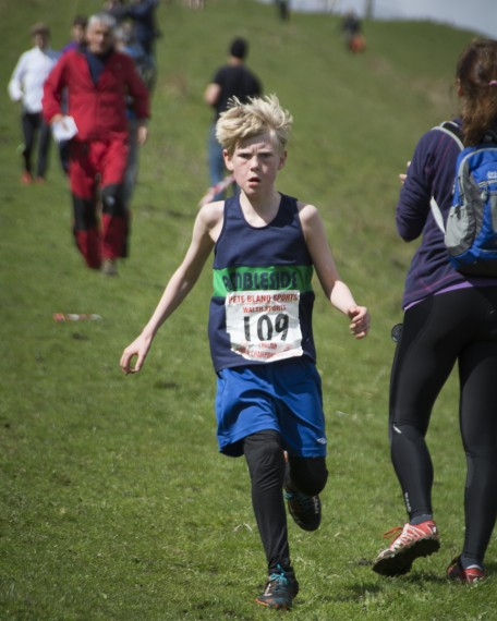 DSC3826 456x570 Coiners Fell Race Photos 2015