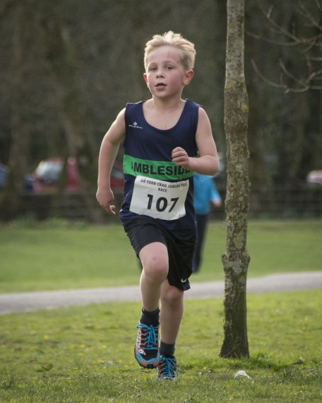 DSC3072 456x570 Todd Crag Junior Fell Race Photos 2015