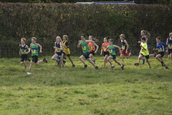 DSC6015 570x380 Cumbria Cross Country Photos   Cockermouth 2015