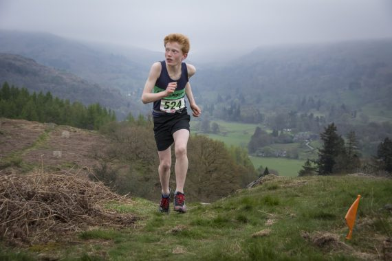 DSC8713 570x380 Todd Crag Fell Race Photos 2017