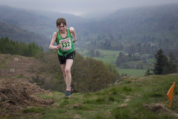 DSC8727 570x380 Todd Crag Fell Race Photos 2017