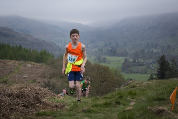 DSC8754 570x380 Todd Crag Fell Race Photos 2017