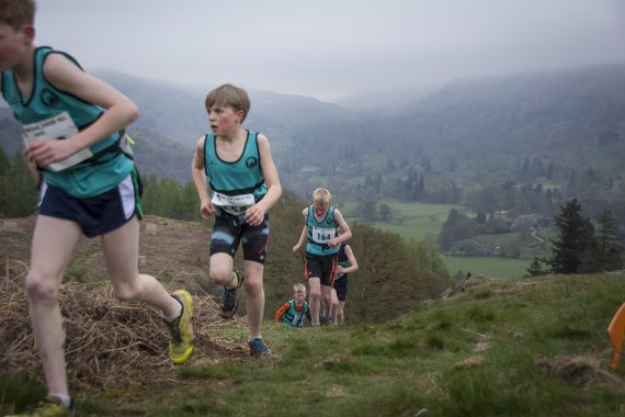 DSC8775 570x380 Todd Crag Fell Race Photos 2017