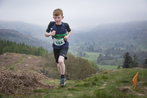 DSC8788 570x380 Todd Crag Fell Race Photos 2017