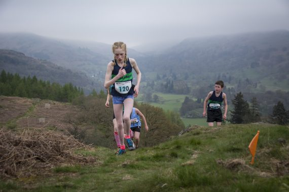DSC8793 570x380 Todd Crag Fell Race Photos 2017