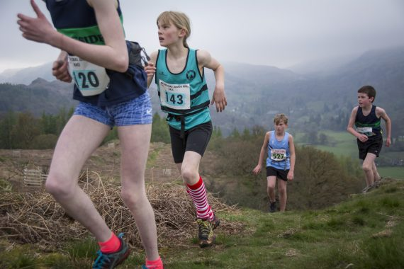 DSC8796 570x380 Todd Crag Fell Race Photos 2017