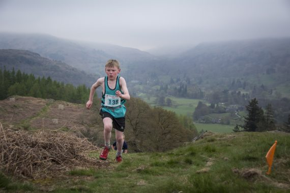 DSC8805 570x380 Todd Crag Fell Race Photos 2017