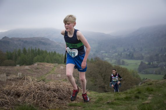 DSC8814 570x380 Todd Crag Fell Race Photos 2017