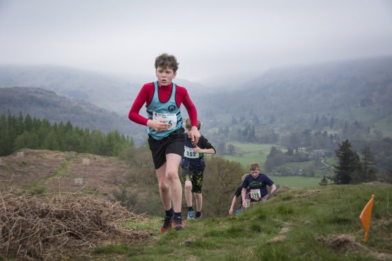 DSC8831 570x380 Todd Crag Fell Race Photos 2017