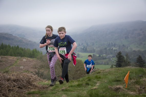DSC8835 570x380 Todd Crag Fell Race Photos 2017