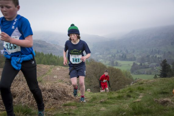 DSC8845 570x380 Todd Crag Fell Race Photos 2017