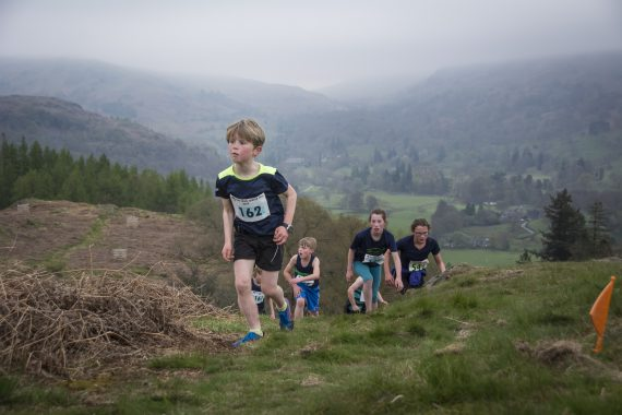 DSC8850 570x380 Todd Crag Fell Race Photos 2017