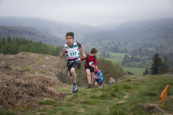 DSC8868 570x380 Todd Crag Fell Race Photos 2017