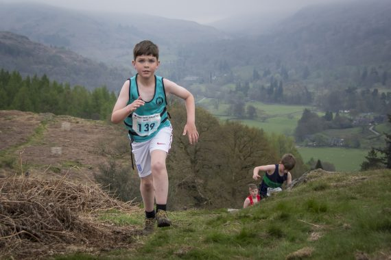DSC8876 570x380 Todd Crag Fell Race Photos 2017