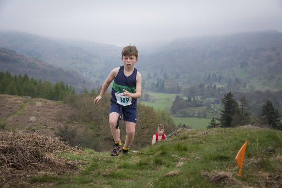 DSC8878 570x380 Todd Crag Fell Race Photos 2017