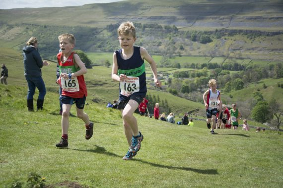 DSC9463 570x380 Gt Whernside Uphill Photos 2017