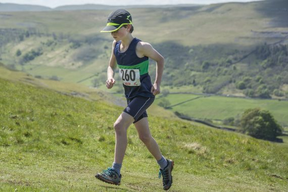 DSC9513 570x380 Gt Whernside Uphill Photos 2017