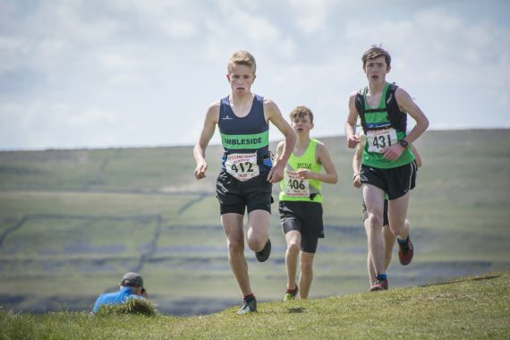 DSC9534 570x380 Gt Whernside Uphill Photos 2017