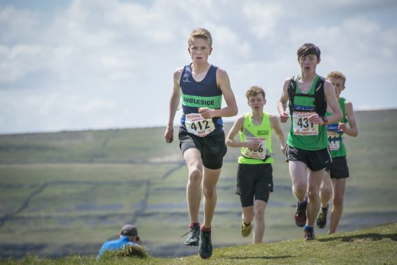 DSC9536 570x380 Gt Whernside Uphill Photos 2017
