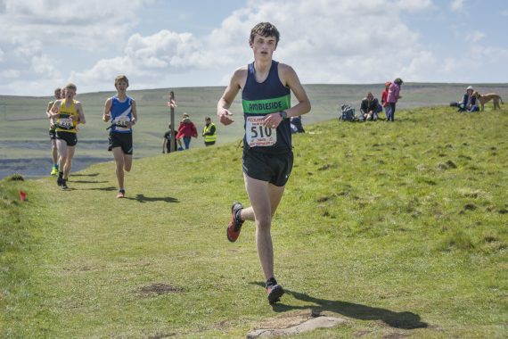 DSC9545 570x380 Gt Whernside Uphill Photos 2017