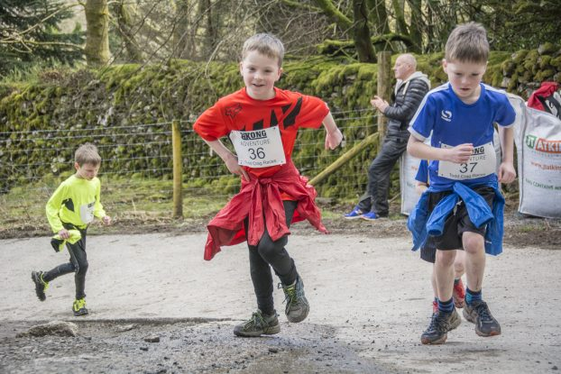 DSC4304 622x415 Todd Crag Junior Fell Race Photos 2018