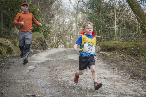 DSC4435 622x415 Todd Crag Junior Fell Race Photos 2018