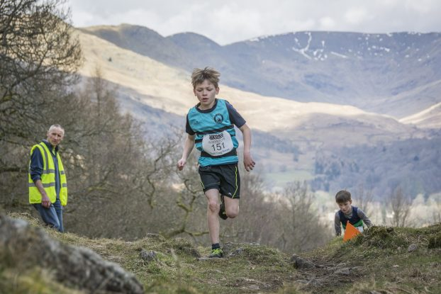 DSC4527 622x415 Todd Crag Junior Fell Race Photos 2018