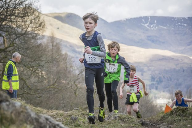 DSC4531 622x415 Todd Crag Junior Fell Race Photos 2018