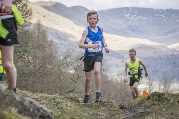 DSC4536 622x415 Todd Crag Junior Fell Race Photos 2018