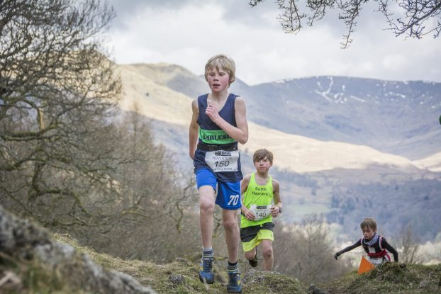DSC4545 622x415 Todd Crag Junior Fell Race Photos 2018