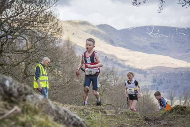 DSC4553 622x415 Todd Crag Junior Fell Race Photos 2018