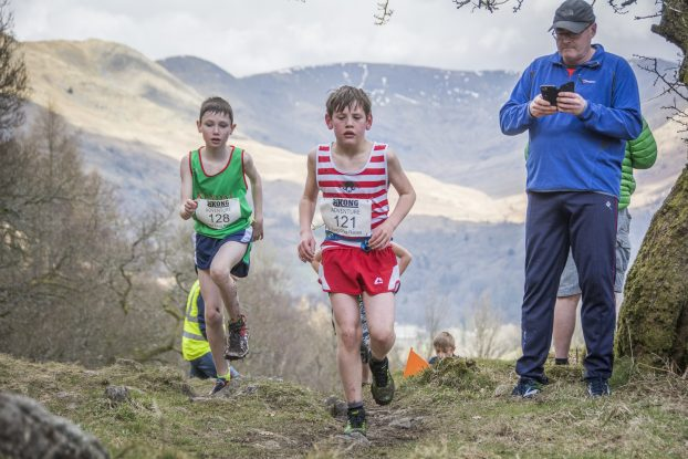DSC4567 622x415 Todd Crag Junior Fell Race Photos 2018