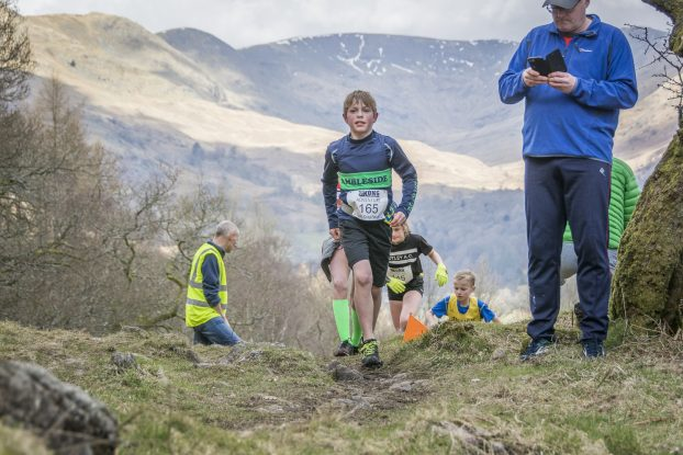 DSC4573 622x415 Todd Crag Junior Fell Race Photos 2018
