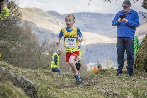 DSC4579 622x415 Todd Crag Junior Fell Race Photos 2018