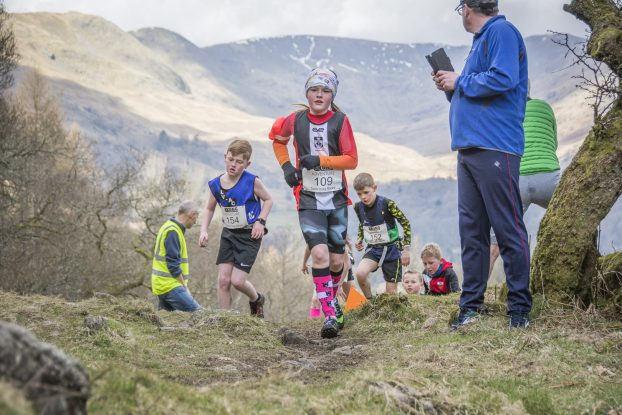 DSC4588 622x415 Todd Crag Junior Fell Race Photos 2018