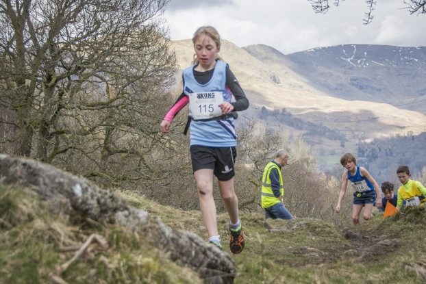 DSC4602 622x415 Todd Crag Junior Fell Race Photos 2018