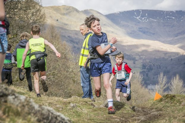 DSC4627 622x415 Todd Crag Junior Fell Race Photos 2018