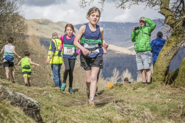 DSC4642 622x415 Todd Crag Junior Fell Race Photos 2018