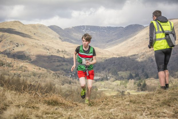 DSC4683 622x415 Todd Crag Junior Fell Race Photos 2018