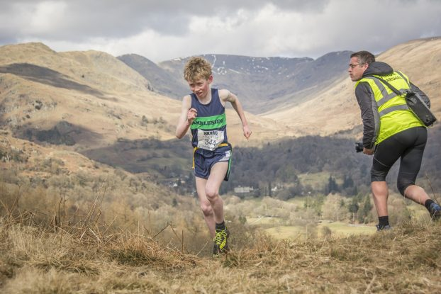 DSC4689 622x415 Todd Crag Junior Fell Race Photos 2018