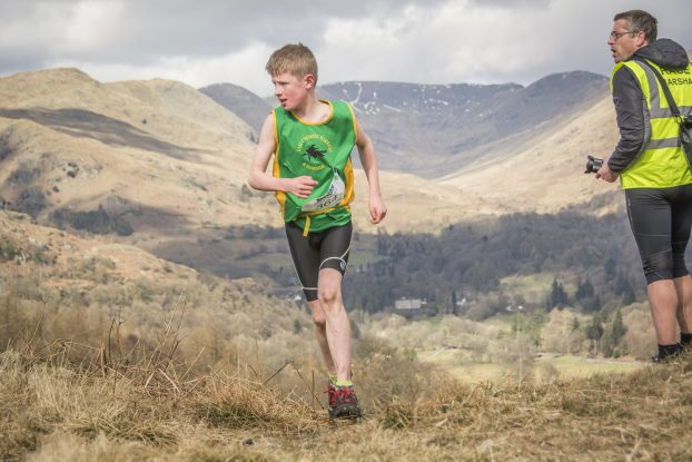 DSC4693 622x415 Todd Crag Junior Fell Race Photos 2018