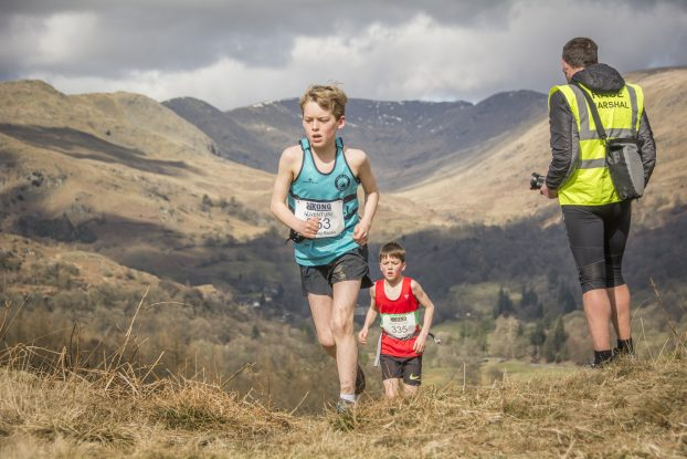 DSC4696 622x415 Todd Crag Junior Fell Race Photos 2018