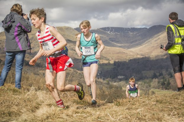 DSC4712 622x415 Todd Crag Junior Fell Race Photos 2018